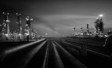 تداول النفط